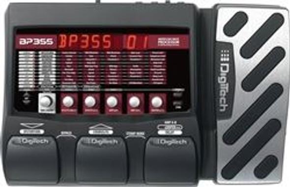 Digitech BP355 Bass modeler/multi-effects pedal 1