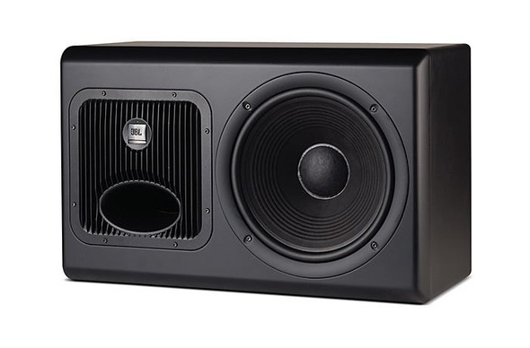 "JBL LSR6312SP 250w 12"" Powered Subwoofer with Built-In RMC EQ Circuit. Includes RMC Calibration Kit."