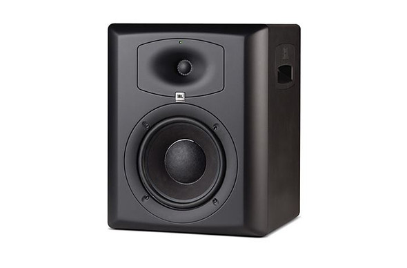 "JBL LSR6328P Bi-Amplified 8"" / 1""  250 Watts RMS for LF, and 100 watts Studio Monitor."