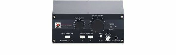 JBL MPATCH2 Passive Stereo Controller / Input / Output Switcher