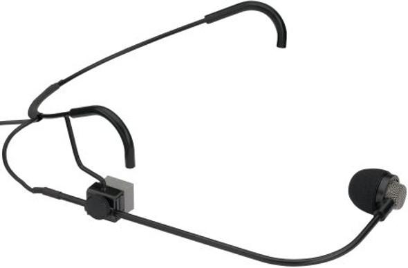AKG CM311 XLR - NON ROHS Light, rugged head-worn mic for presenters with XLR connector