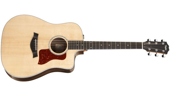 Taylor 210ce DLX Dreadnought Cutaway Acoustic/Electric - Natural