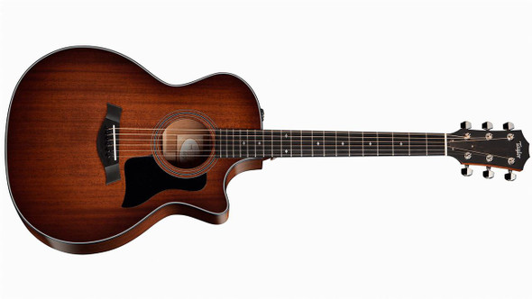 Taylor 324ce Grand Auditorium Cutaway Acoustic/Electric - Shaded Edgeburst