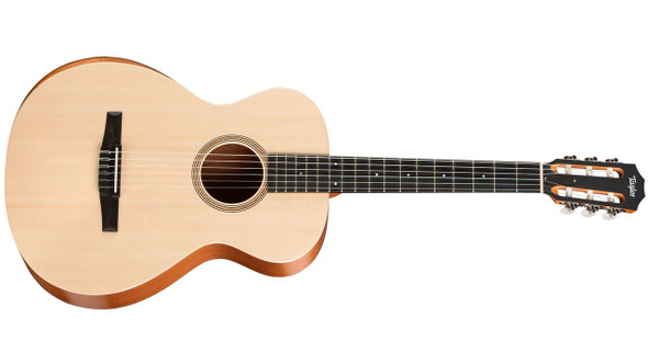Taylor A12e-N Grand Concert Nylon Acoustic/Electric - Natural