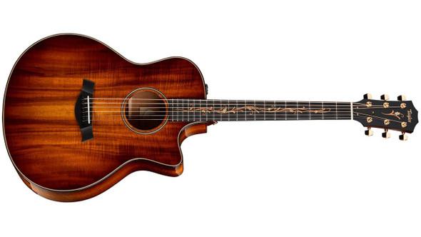 Taylor K26ce Grand Symphony Cutaway Acoustic/Electric - Natural KOA