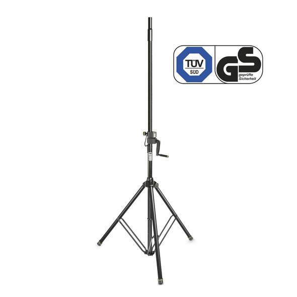 Gravity SP 4722 B - Wind Up Speaker Stand