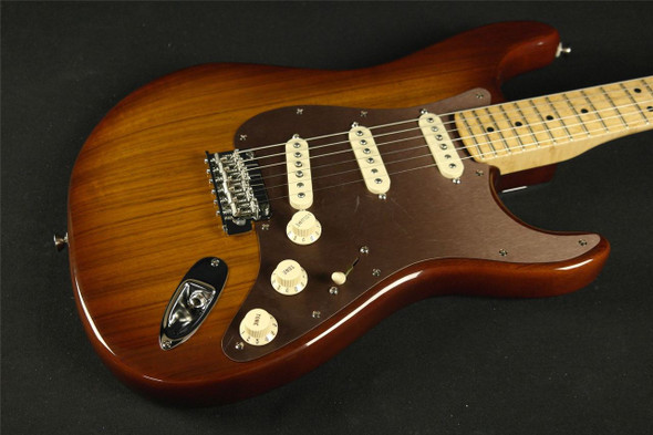 Fender Limited Edition Shedua Top Stratocaster (703)