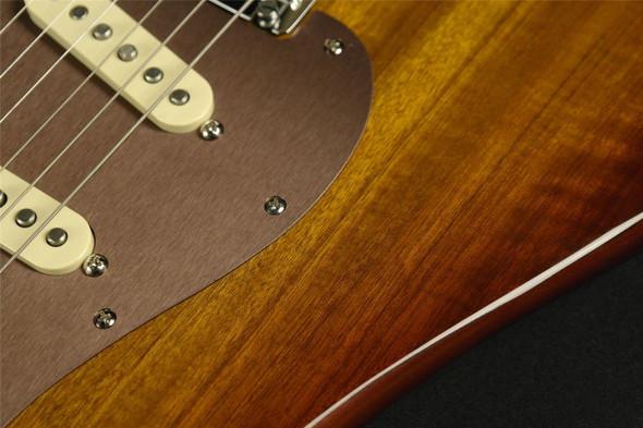 Fender Limited Edition Shedua Top Stratocaster (703)