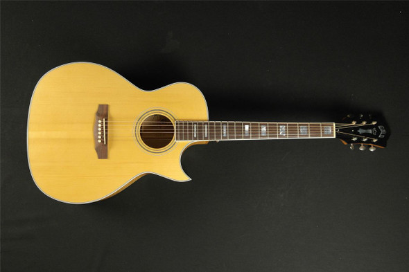 Guild F47MC Blonde With DTAR-MS Traditional Series With Case 3854107801 (006)
