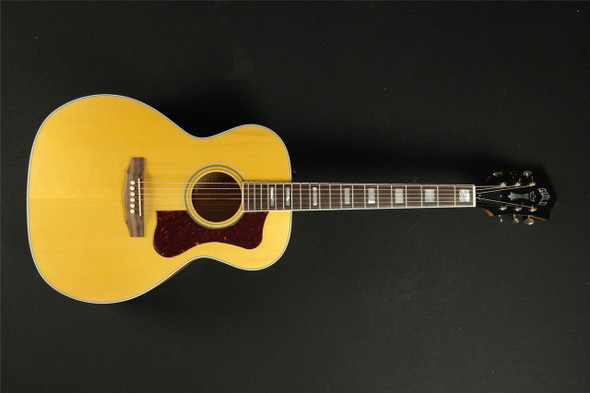 Guild F47M Blonde Traditional Series With Case 3854000801 (003)