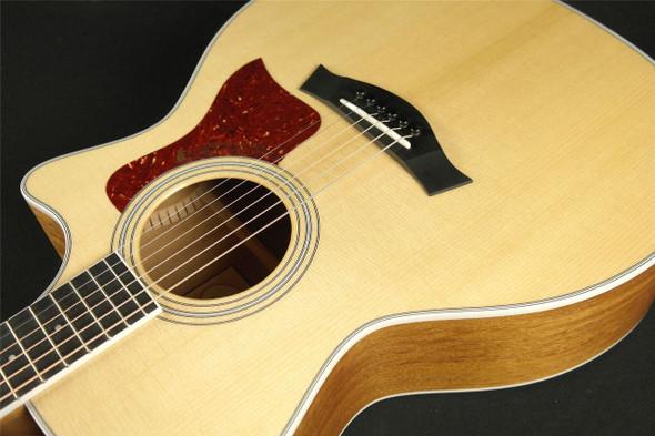 Taylor 414ce Grand Auditorium Cutaway Acoustic/Electric - Natural (045)