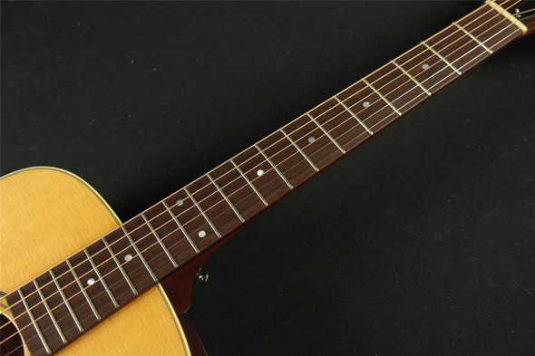 Guild USA F-20E Standard Concert - Natural MADE IN NEW HARTFORD LAST ONE! (02)