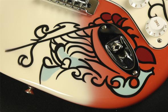 Fender Jimi Hendrix Signature Monterey Stratocaster - Limited Edition (764)