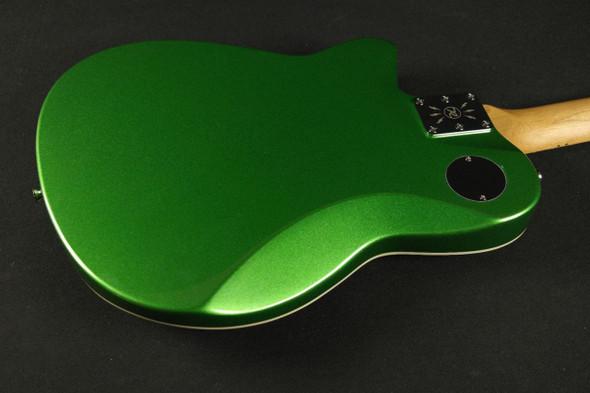 Reverend Flatroc ROASTED NECK - Emerald Green (3)