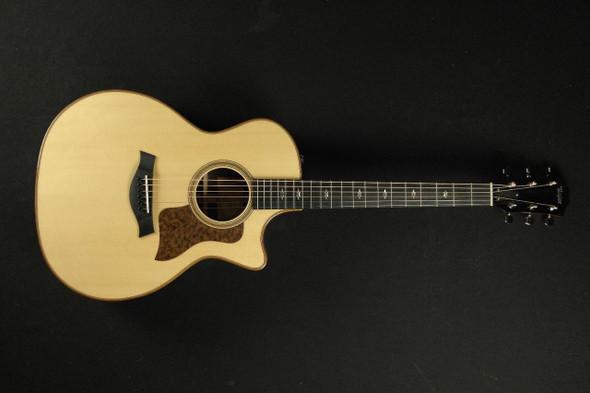 Taylor 714ce Grand Auditorium Cutaway Acoustic/Electric - Natural (070)
