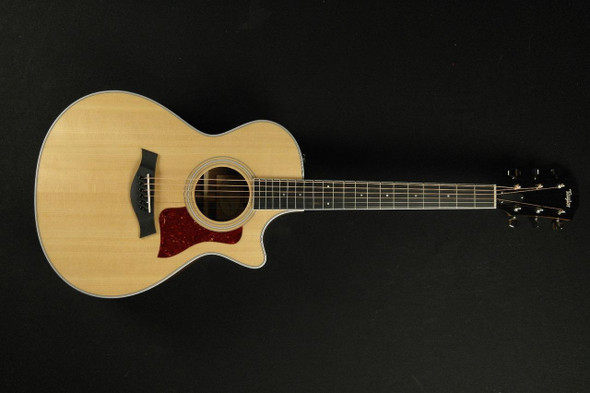 Taylor 412ce Grand Concert Cutaway Acoustic/Electric - Natural (017)