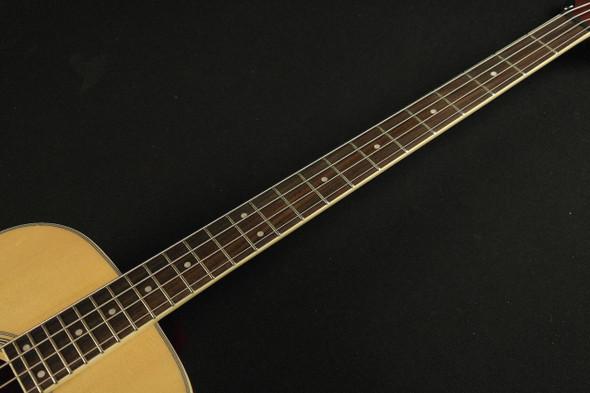 Dean Exotica Supreme Cutaway A/E Bass - SN - Natural (352)