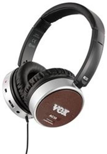 Vox AMPHONES-AC30 Amplug Active Headphone, AC30