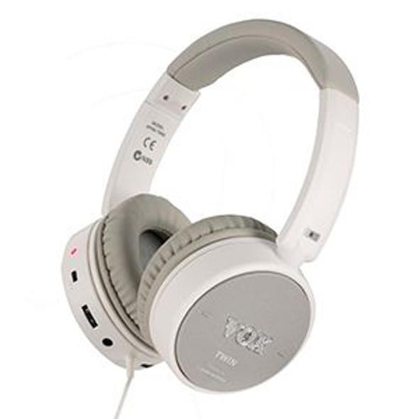 VOX AMPHONES-TWIN Twin Amplug Active Headphone
