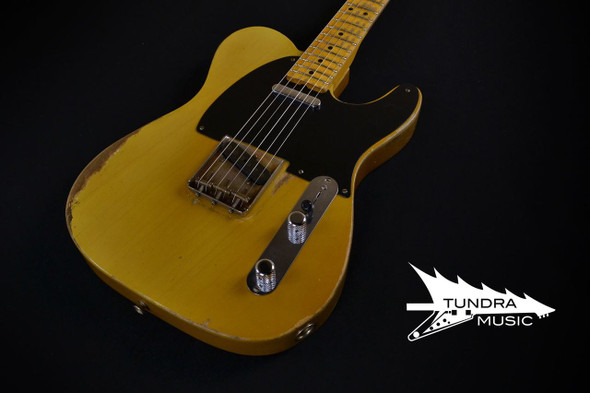 Fender Custom Shop MASTERBUILT 1951 Heavy Relic Nocaster by Dale Wilson -