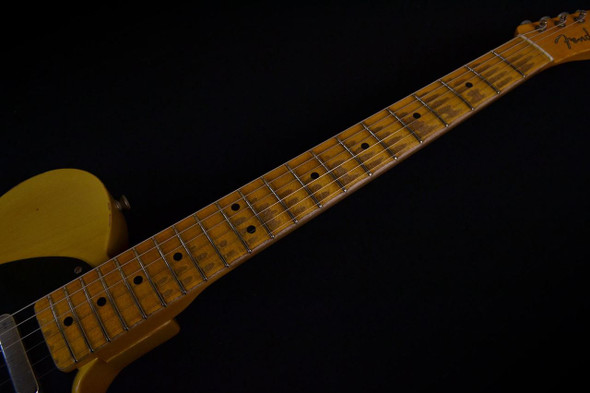 Fender Custom Shop MASTERBUILT 1951 Heavy Relic Nocaster by Dale Wilson -