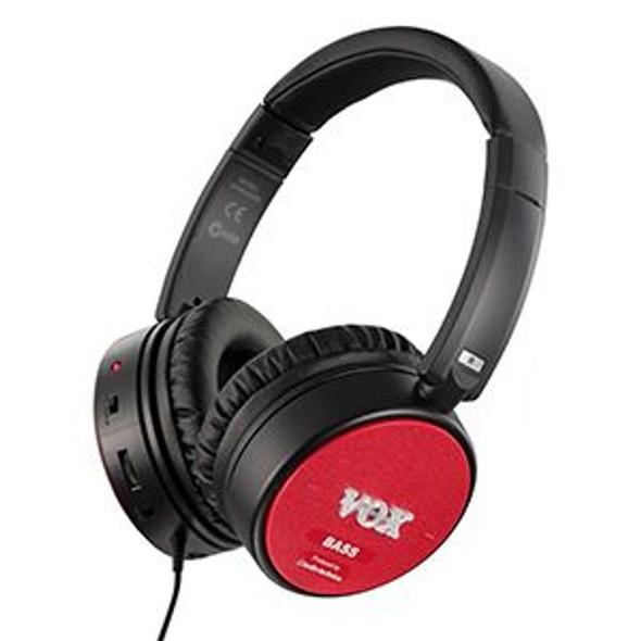 Vox AMPHONES-BASS Bass Amplug Active Headphone