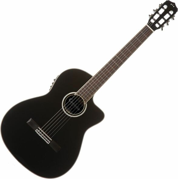 Cordoba Fusion Series 12 Jet Electric Acoustic Nylon String Guitar