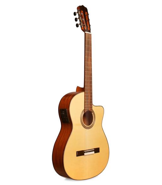 Cordoba Fusion Series 12 Natural SP Electric Acoustic Nylon String Guitar