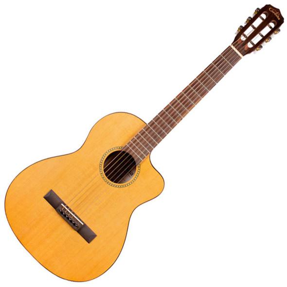 Cordoba La Playa LP Steel Acoustic Travel Guitar