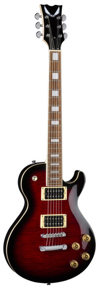 Dean Thoroughbred X Flame Top Trans Red