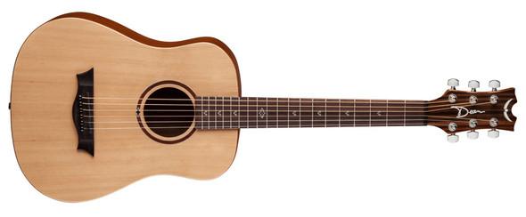 Dean Flight Spruce Travel Guitar w/Gigbag