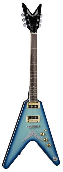 Dean V 79 Blue Burst