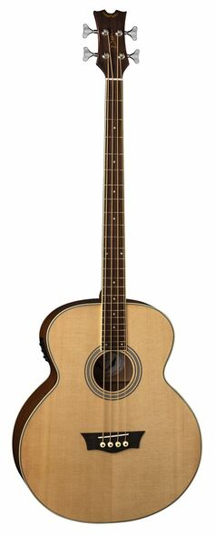 Dean Acoustic/Electric Bass Satin Natural