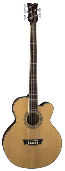 Dean Acoustic/Electric Bass CAW 5 String SN