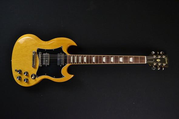 Gibson Custom SG Korina w/ Chrome hardware - 2001 - RARE - USED DYL
