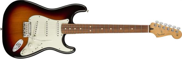 Fender Player StratocasterPau Ferro Fingerboard, 3-Color Sunburst NEW Summer 2018