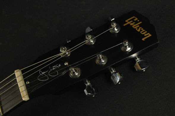 2011 Gibson Melody Maker Joan Jet Black Heart LIMITED EDITION
