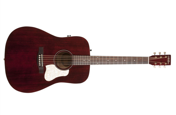 Art & Lutherie Americana Dreadnought - Tennessee Red QIT