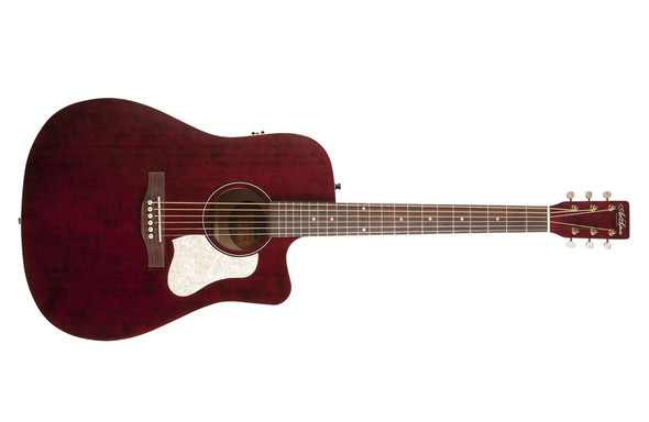 Art & Lutherie Americana Tennessee Red Cutaway QIT