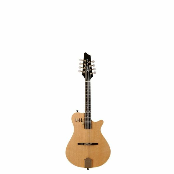 Godin A8 Mandolin Semi-Gloss - Natural Includes VBGAC Gig Bag - 16488