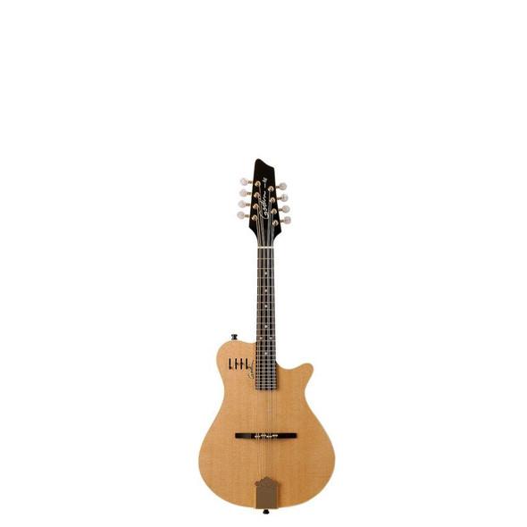 Godin A8 Mandolin Semi-Gloss - Natural Includes VBGAC Gig Bag - 16488