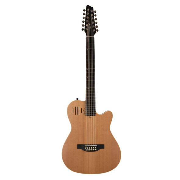 Godin A12 Semi-Gloss - Natural Includes VBGAC Gig Bag - 25343
