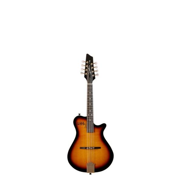 Godin A8 Mandolin High-Gloss - Cognac Burst Includes VBGA8 Gig Bag - 16495