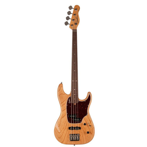 Godin Passion RG-4 Swamp Rosewood Neck Ash Bass - Maple Includes VBGBG Gig Bag - 41978