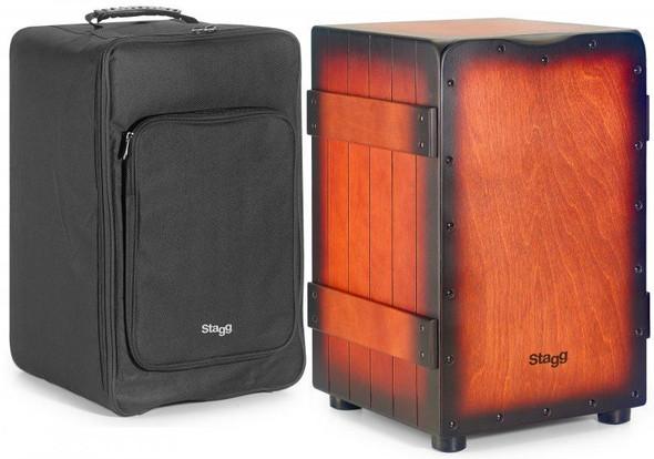 Godin LGXT Synth Access - 3 Voice - Cognac Burst Flame AA includes VBGSE Gig Bag - 24124