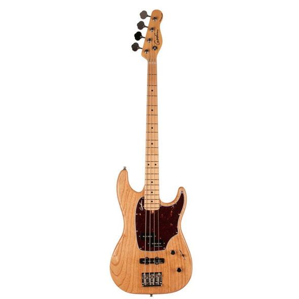 Godin Passion RG-4 Swamp Maple Neck Ash Bass - Maple Includes VBGBG Gig Bag - 41985