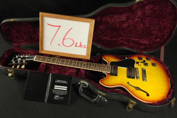 Gibson Custom Shop ES-339 Hollowbody - Honey Lemon (289)