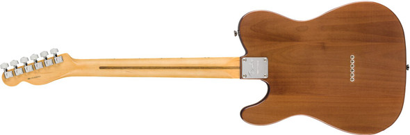 New 2019 Fender Rarities Chambered Telecaster Flame Maple Top - Maple Neck - Natural
