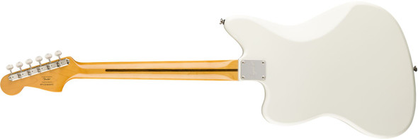 New 2019 Squier by Fender Classic Vibe 60s Jazzmaster Laurel Fingerboard - Olympic White