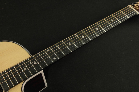 Seagull Maritime All Solid Pressure Treated  Cutaway Gloss-Top QIT Acoustic/Electric - Natural - 434